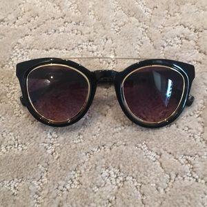 Derek Lam Tessa Cateye Sunglasses